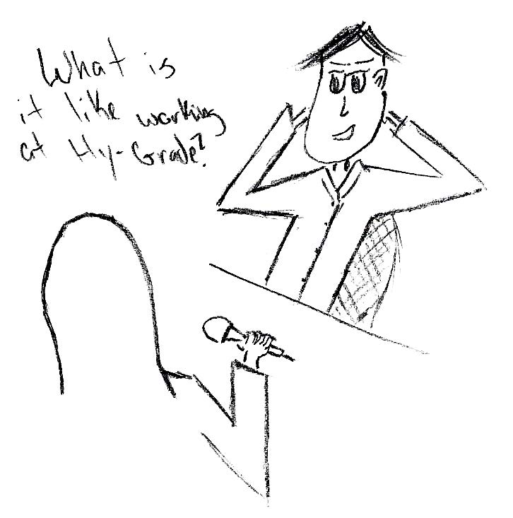 What's it like to work at Hy-Grade Valves comic 1